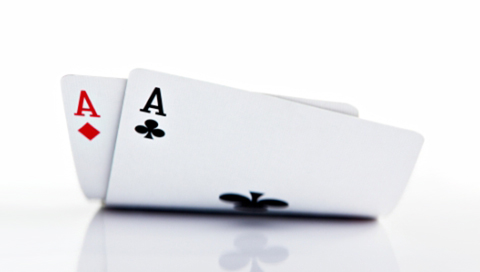 Doing the unthinkable - Folding on pocket aces